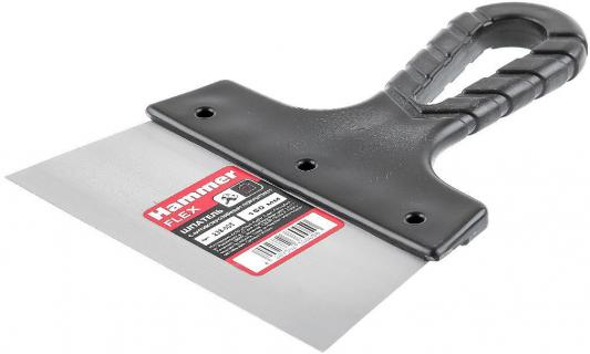 Шпатель фасадный Hammer Flex 238-005 с антикор. покр. 150 мм фасадный шпатель 350мм fit hq 06435