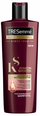 Шампунь Tresemme Keratin Smooth 400 мл 34106567 шампунь тсубаки smooth