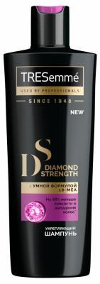 Шампунь Tresemme Diamond Strength 400 мл 34106574 1piece 4 resin bond diamond cup wheel for glass edging beveling machine dia150x15x10 hole 12 22 50 grit 240 china factory bl017