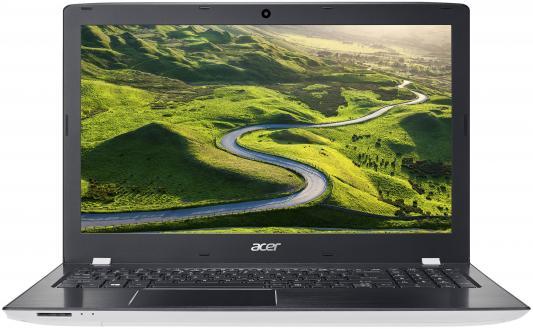 Ноутбук ACER Aspire E5-576G-39WB i3-6006U 2000 МГц/15.6 1366x768/8Гб/1Тб/NVIDIA GeForce 940MX 2Гб/Windows 10 Home/черный / белый NX.GU1ER.002