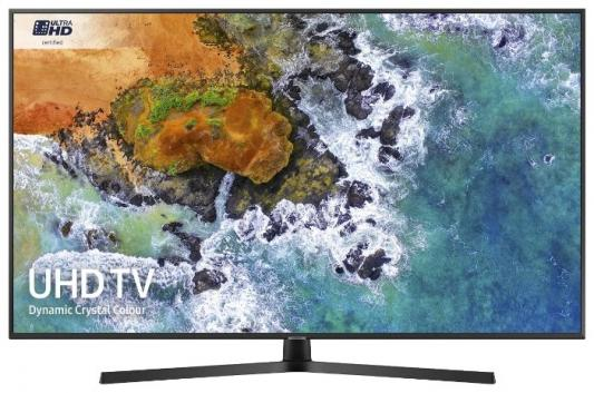 Телевизор Samsung UE55NU7400UX черный