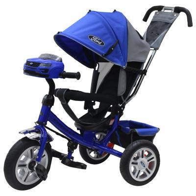 Велосипед Jetem FORD EXPLORER 12*/10* синий 950MF-N1210-BLUE недорго, оригинальная цена