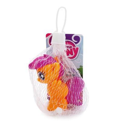 ФИГУРКА ДЛЯ ВАННОЙ ИГРАЕМ ВМЕСТЕ MY LITTLE PONY ПОНИ, В АССОРТ. В СЕТКЕ (РУСС. УП.) в кор.72шт корзина для игрушек играем вместе my little pony в пак 43 60см в кор 24шт