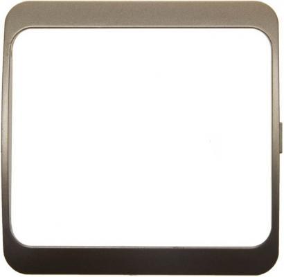 Рамка СВЕТОЗАР SV-54165-GM гамма декоративная золотой металлик одинарная