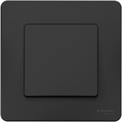 Выключатель Schneider Electric Blanca 10 A антрацит BLNVS010106
