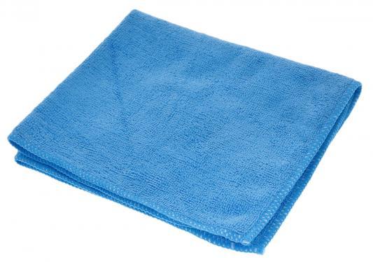 Салфетка AIRLINE AB-A-01  из микрофибры двухсторонняя синяя (35*40 см)