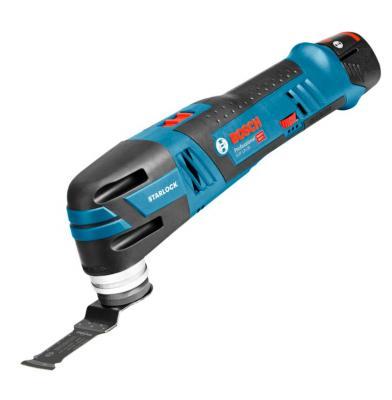 Многофункциональный инструмент Bosch GOP 12V-28 синий инструмент многофункциональный hammer lzk200 200вт 21000об м