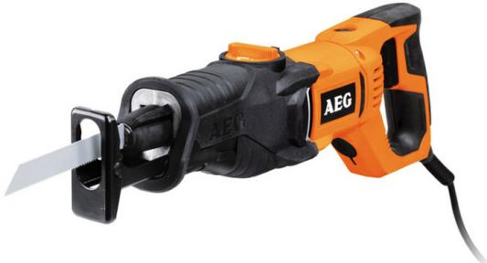 Сабельная пила AEG US 900 XE 900Вт 3500ход/мин aeg us 400 xe orange grey