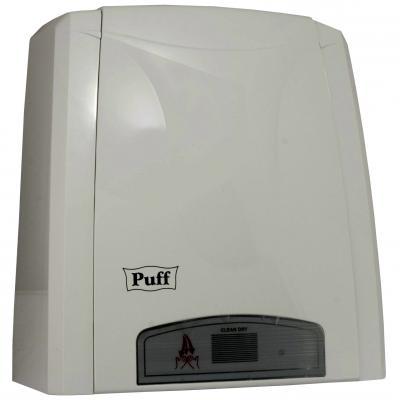Электросушитель для рук PUFF 8811А 1.5кВт белый ABS пластик