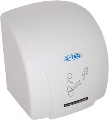 Сушилка для рук G-TEQ 8851 PW 1500Вт 16м/сек пластик белый дозатор g teq 8626 auto