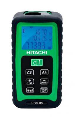 Дальномер Hitachi HDM80 80 м