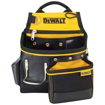 Фото - Сумка для инструмента DEWALT DWST1-75551 270х120х340мм пояс строителя для ношения инструмента dewalt dwst1 75552 stanley шт