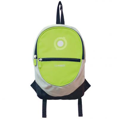 524-106 Рюкзак Globber для самокатов Junior Lime Green 524 110 рюкзак globber для самокатов junior deep pink