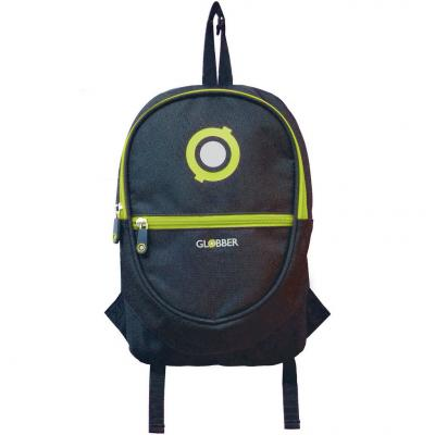 524-136 Рюкзак Globber для самокатов Junior Black/Lime Green 524 110 рюкзак globber для самокатов junior deep pink