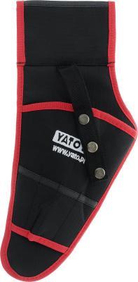 Сумка YATO YT-7414 кобура для аккумуляторной дрели сумка пояс yato 28 5х5см
