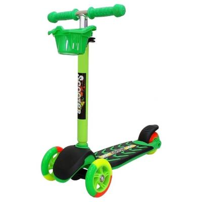 тюбинги r toys 118 см Самокат R-Toys Midi Orion 8 см/12 см зеленый 6864