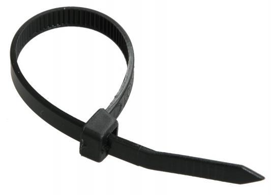 Хомуты для кабеля ИЭК 3,6х200 мм. нейлон черные (100шт) утяжелители 2х2 0кг нейлон в блистере черные hkaw 101 2