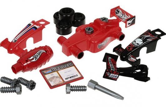 Игровой набор Corpa  юного механика Hot Wheels 17 предметов