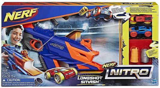 Игрушка Hasbro Nerf Nitro ЛОНГШОТ цены онлайн