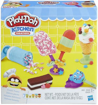 Игровой набор Плей-До Создай любимое мороженое hasbro игровой набор play doh создай любимое мороженое