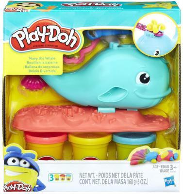 Игровой набор Плей-ДоЗабавный Китенок hasbro игровой набор play doh забавный китенок