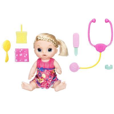 Игрушка кукла Малышка у врача цена