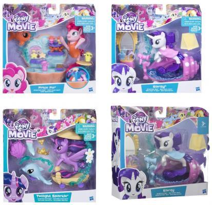 Игровой набор Hasbro MLP пони мерцание с аксессуарами игровые наборы zhorya игровой набор ляля пони с аксессуарами х76100