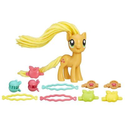 Игрушка Hasbro My Little Pony Пони с праздничными прическами hasbro my little pony b8809 пони с праздничными прическами рарити
