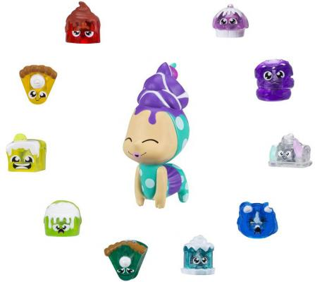 Игровой набор Hasbro Hanazuki Набор сокровищ луналюкс набор фигурок help ассорти от моли 15шт кедр