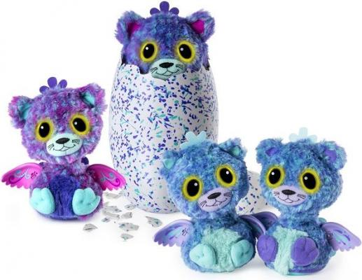 Фигурка коллекционная Spin Master Hatchimals 19110-PURP фигурка hatchimals hatchimals colleggtibles водная мини горка 6045503