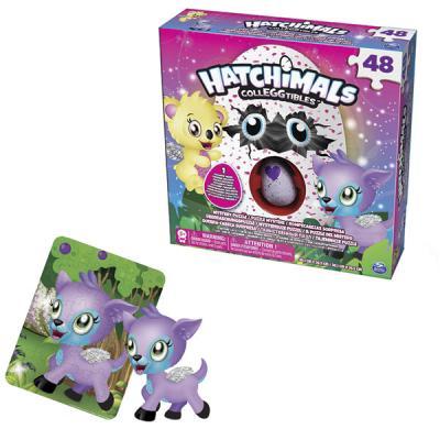 Игра Hatchimals пазл 48 элементов в коробке