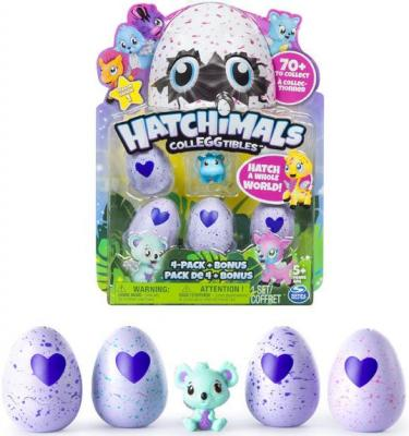 Фигурка коллекционная Spin Master Hatchimals 19104 фигурка hatchimals hatchimals colleggtibles водная мини горка 6045503