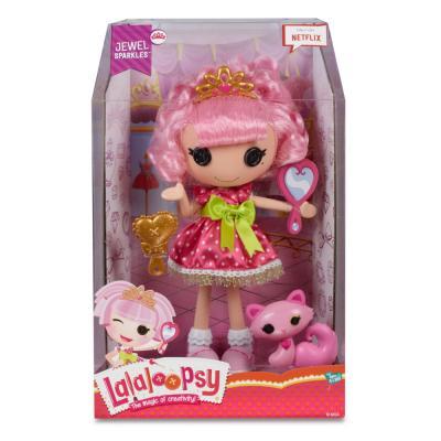 Большая кукла Lalaloopsy Любимое хобби кукла lalaloopsy littles праздничная смешинка 539766