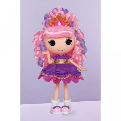 Кукла LALALOOPSY Блестящая принцесса 30 см 547242 куклы lalaloopsy игрушка кукла малютки lalaloopsy