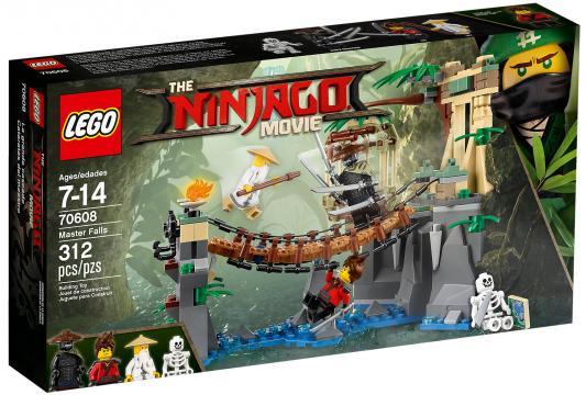 Конструктор LEGO Ninjago Movie 312 элементов 70608