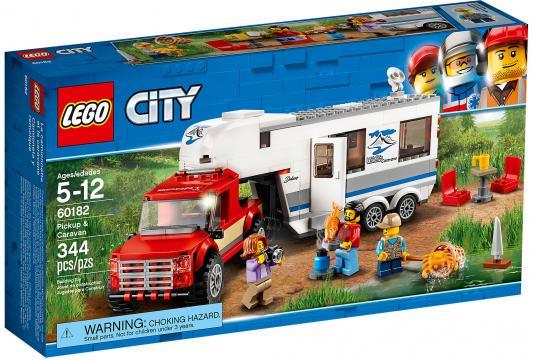 Конструктор LEGO City: Дом на колесах 344 элемента 60182