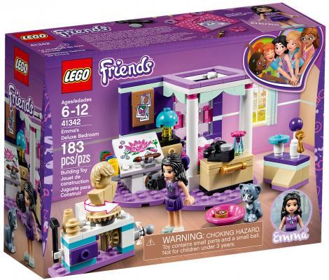 Конструктор LEGO Friends: Комната Мии 183 элемента 41342