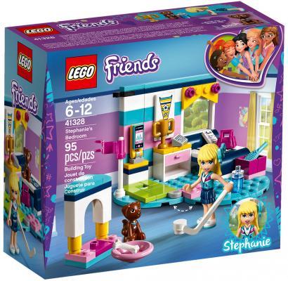 Конструктор LEGO Friends: Комната Стефани 95 элементов 41328