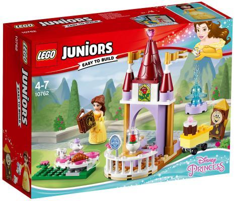 Конструктор LEGO Juniors: Сказочные истории Белль 87 элементов 10762 конструктор lego brick headz белль 41595