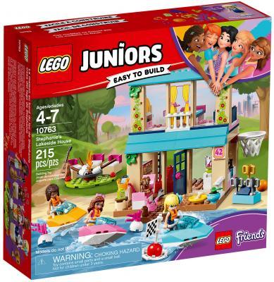 Конструктор LEGO Juniors: Домик Стефани у озера 215 элементов 10763
