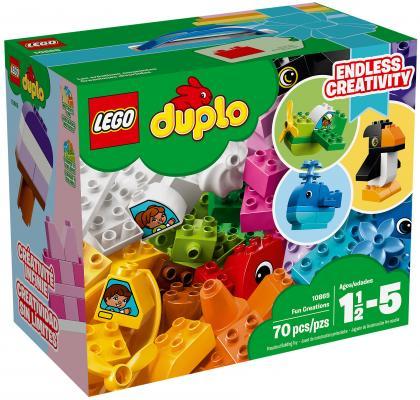Конструктор LEGO Duplo: Весёлые кубики 70 элементов 10865