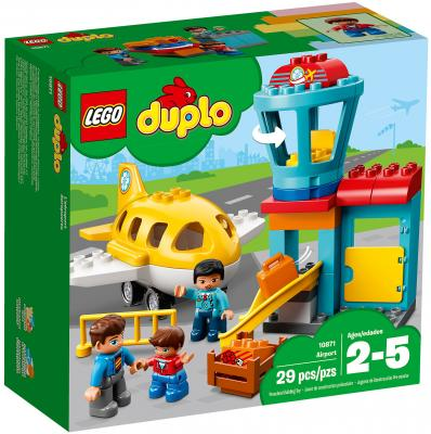 Конструктор LEGO Duplo: Аэропорт 29 элементов 10871