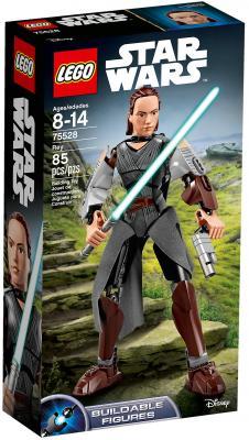 Конструктор LEGO Star Wars: Рей 85 элементов 75528