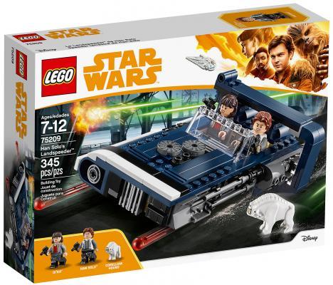Конструктор LEGO Star Wars: Спидер Хана Cоло 345 элементов 75209 цена