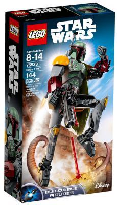 Конструктор LEGO Star Wars: Боба Фетт 144 элемента 75533
