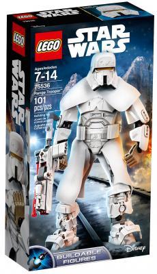 Конструктор LEGO Star Wars: Пехотинец спецподразделения 101 элемент 75536