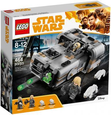 Конструктор LEGO Star Wars: Спидер Молоха 464 элемента 75210