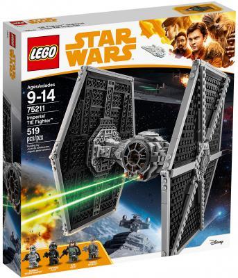 Конструктор LEGO Star Wars: Имперский истребитель СИД 519 элементов 75211 конструктор lego star wars истребитель сопротивления типа икс 740 элементов 75149