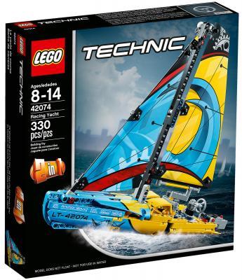 Купить Конструктор LEGO Technic: Гоночная яхта 330 элементов 42074, Конструкторы