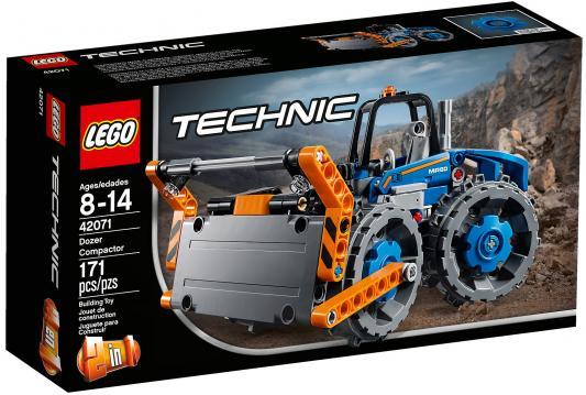 Конструктор LEGO Technic: Бульдозер 171 элемент 42071 конструктор lego technic бульдозер 42071